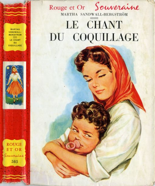 Le chant du coquillage, by Martha SANDWALL-BERGSTROM