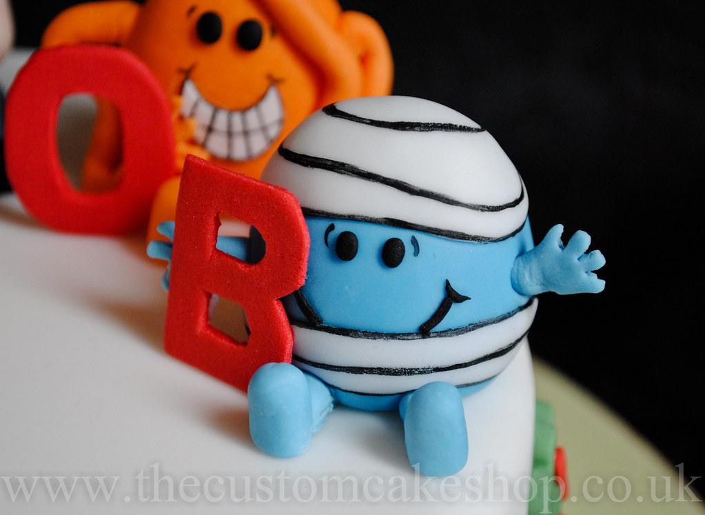 Thecustomcakeshops Most Interesting Flickr Photos Picssr - Mr tickle birthday cake