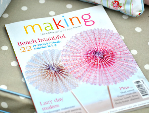 Making Magazine issue 24 August 2012
