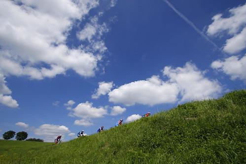 Patrick : voor de oefening Hollandse Landschappen