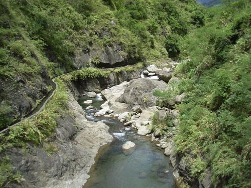 1928年開闢的石門圳文化景觀