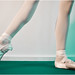 tendu in pointe shoes by think.breathe.move
