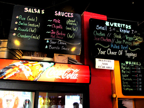 Burrito Jax, Halifax, Nova Scotia