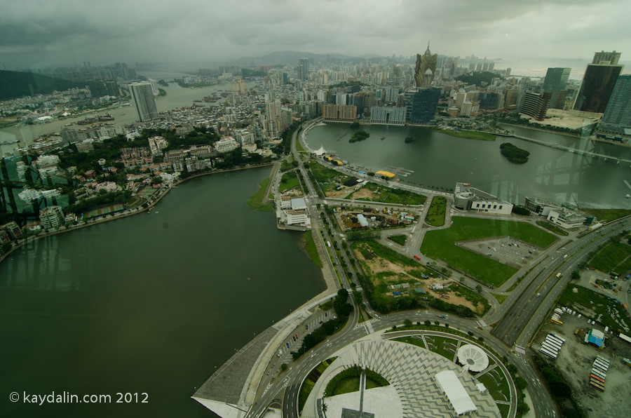 macau tower viewpoint