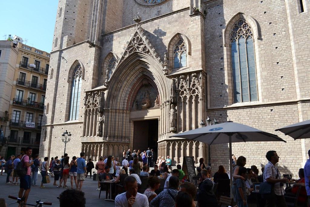 Esglesia de Santa Maria del Mar