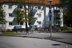 Bromölla Train Station Bicycle Parking_1