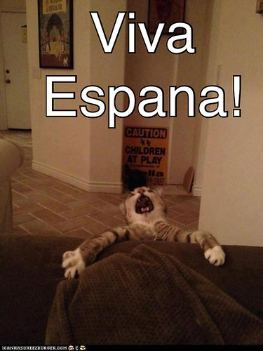 VIVA ESPANA by Colonel Flick