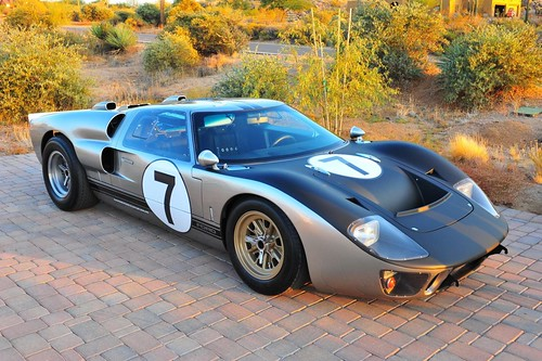 GT40 MKII by Sportsman Flyer