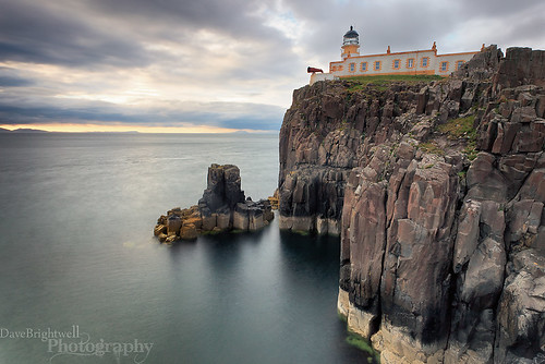 The Lighthouse by Dave Brightwell