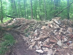 The Great Rubble of Haw Creek