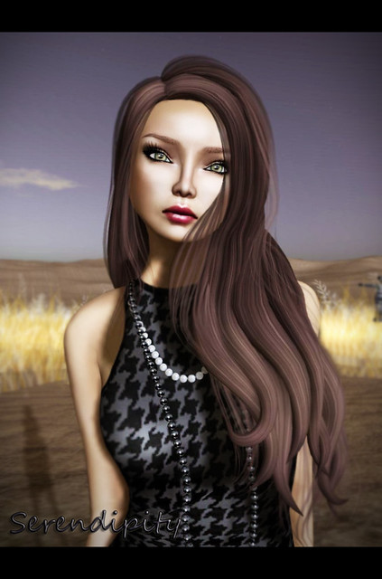 Hair Fair 2012 - Clawtooth Serendipity - Girl Next Door & essences INDY - Med