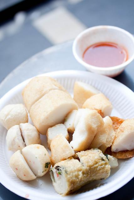 Tiong Bahru Fishballs