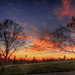 Sierra Madre Surreal Sunset by RobertCross1 (off and on)