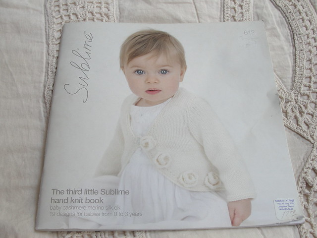 Stash Knitting Books: Little Sublime Book 3