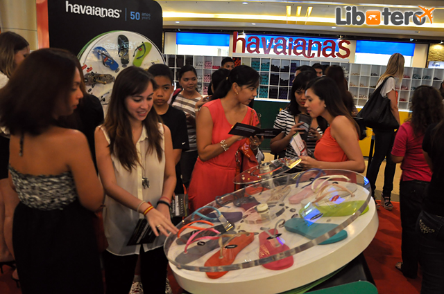 Make Your Own Havaianas Cebu 2012