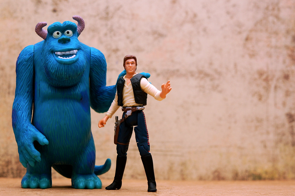Han Solo And Sulley