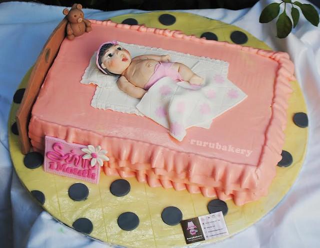 Cute Cake by Huỳnh Bích Hằng