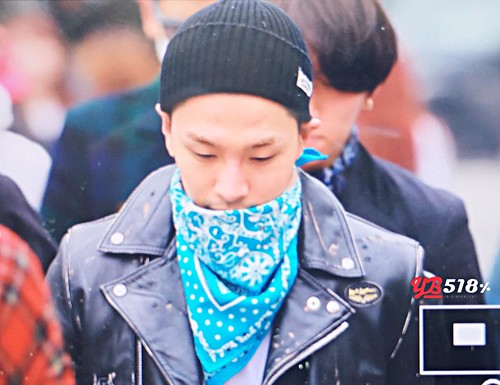 Big Bang - KBS Music Bank - 15may2015 - Tae Yang - YB 518 - 03