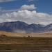Landscape of Nyalam county, Tibet 2015