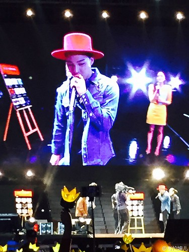 G-Dragon, Seung Ri & Tae Yang - V.I.P GATHERING in Harbin - 考拉婶儿 - 07