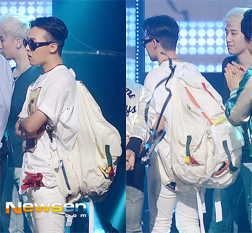 Big Bang - Mnet M!Countdown - 07may2015 - Newsen - 03
