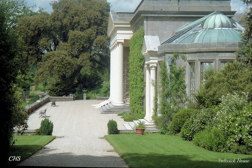 Trelissick House - 35mm 1997 by Stocker Images
