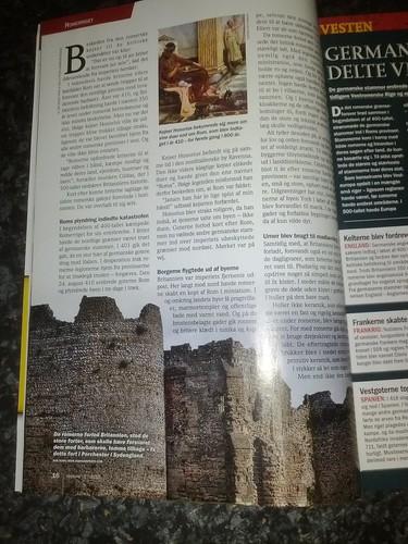 My Photo In Historie Magazine
