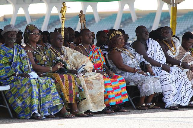 Ghanaian Chiefs