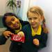 Small photo of Anshu and Lila