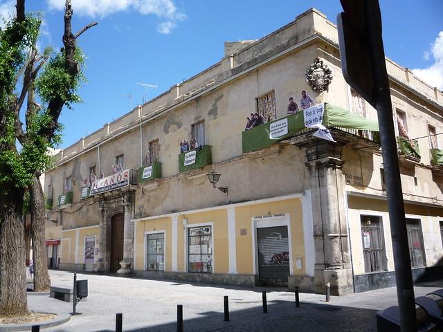 El Arenal, Macarena, Alameda