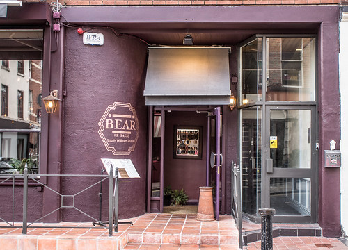 BEAR (A New Restaurant) - South William Street by infomatique