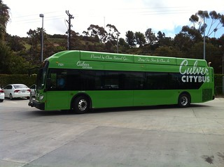 New Flyer XN40LF CNG (Regular)