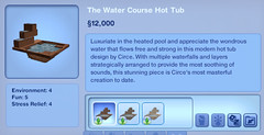 The Water Course Hot Tub