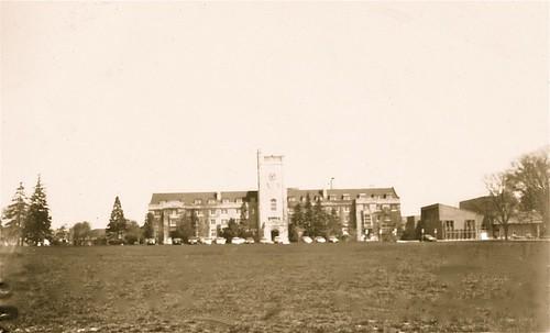 Johnston Hall by felixtrio
