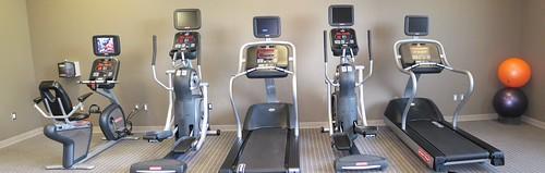 Star Trac fitness equipment
