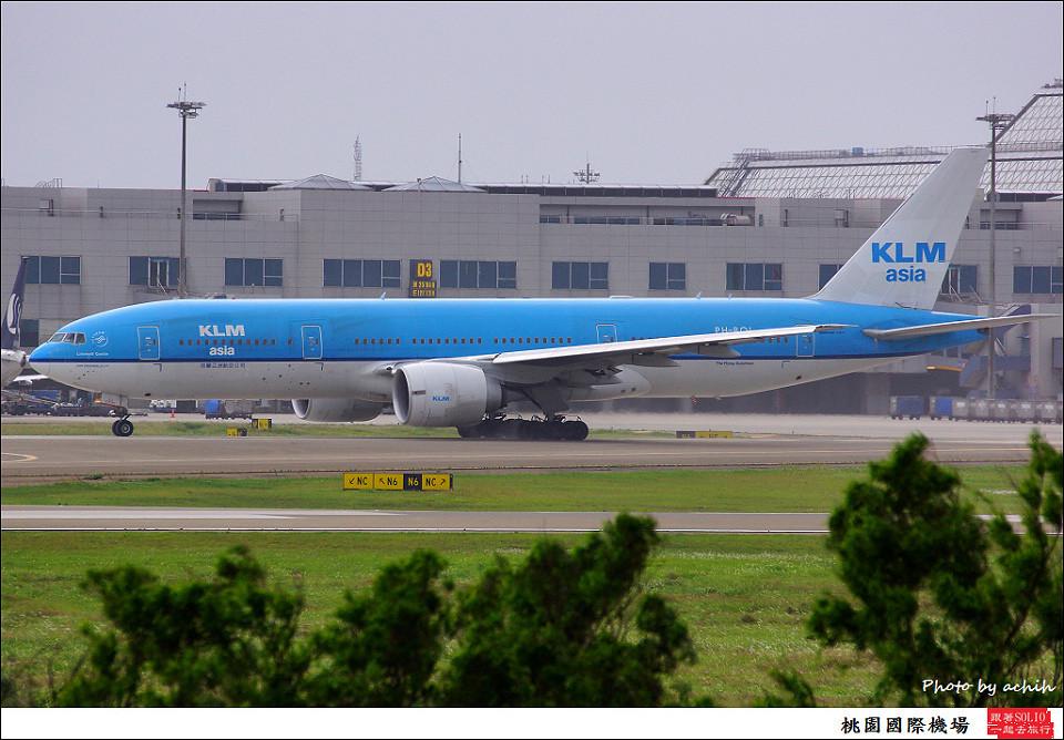 荷蘭亞洲航空PH-BQL客機002