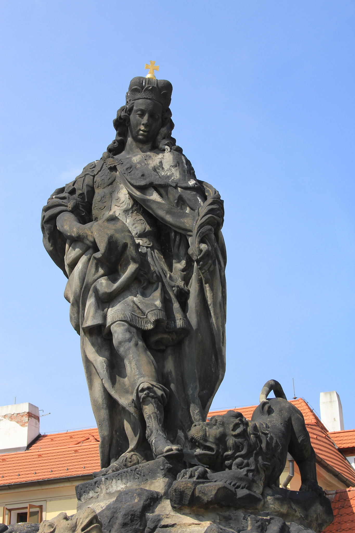 Statue of Saint Vitus