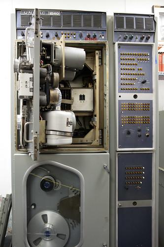 Univac 1540 tape drive