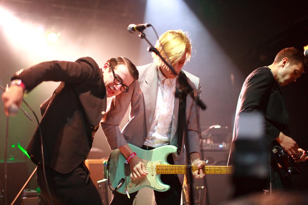 Photo: Vic Frankowski/NME