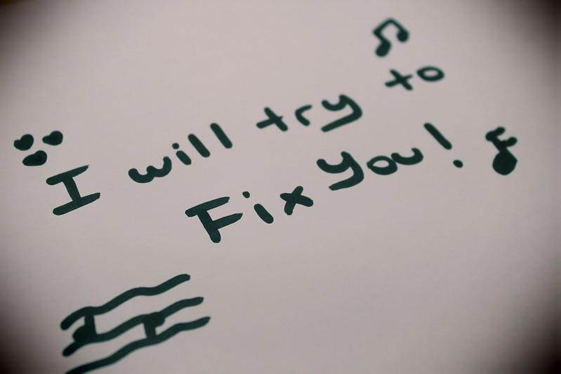 Fix You !