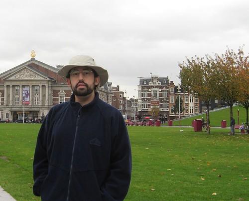 Daniduc em Amsterdam