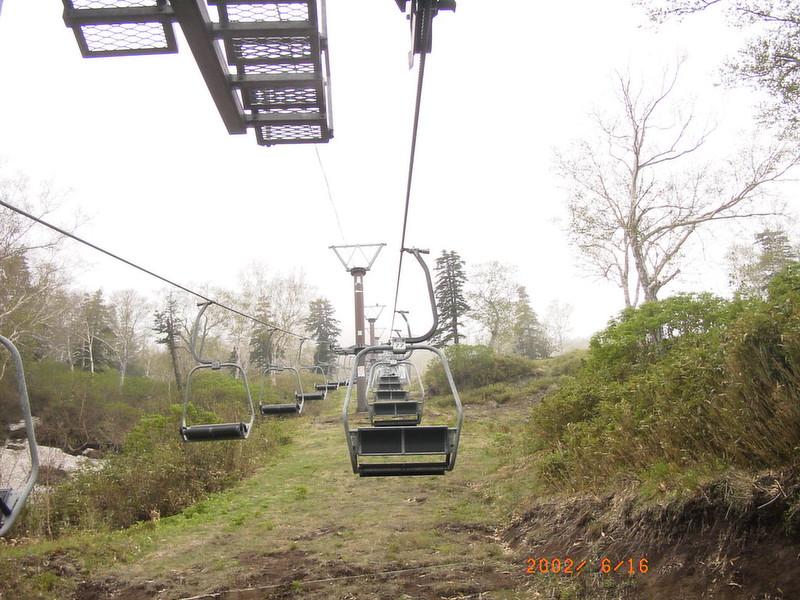 048黑岳纜車