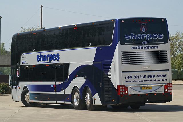Sharpe, Nottingham - 3 TYX