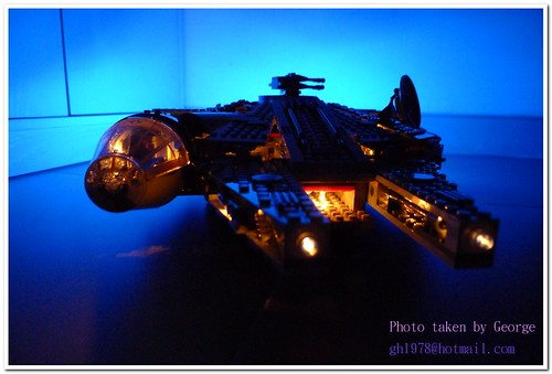 Mod Led Light Up 7965 Millennium Falcon Lego Star Wars