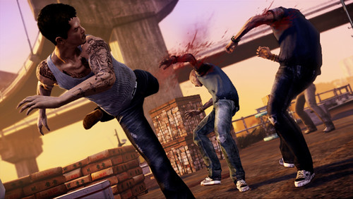 Square Enix Shows Us How Revenge's Done in Sleeping Dogs