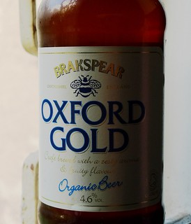 Brakspear Oxford Gold
