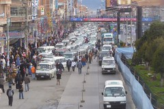 Transport in El Alto