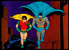 Batman and Robin by Harald Haefker