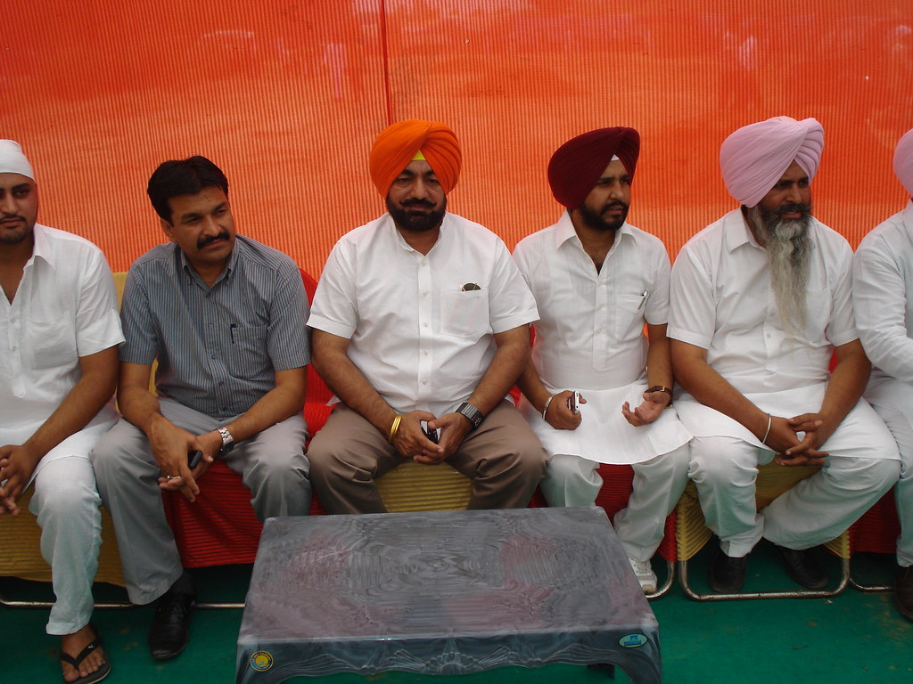 Punjab Politician Sukhminderpal Singh Grewal the marriage
