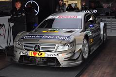Mercedes DTM Brands Hatch
